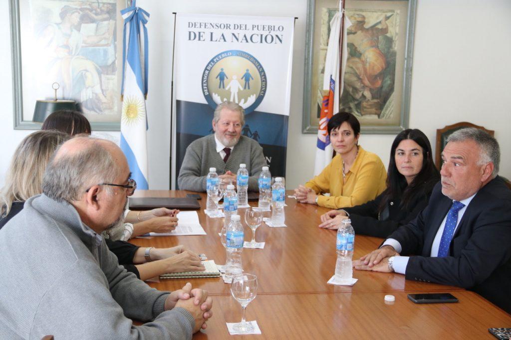 Convenio de Cooperación Técnica con el Foro Regional Eléctrico de la Pcia. de Bs. As.